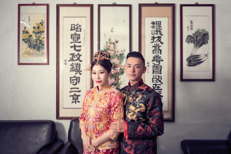 Amber & Honest - 鹿港文定 & 江屋婚宴會館 - 婚禮紀錄-004