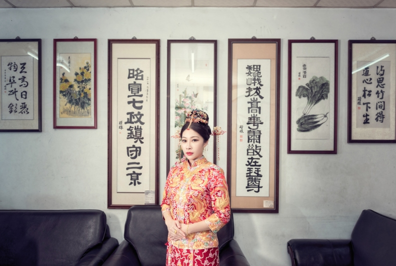 Amber & Honest - 鹿港文定 & 江屋婚宴會館 - 婚禮紀錄-006