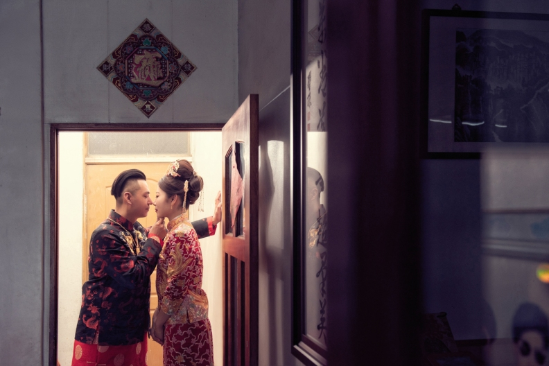 Amber & Honest - 鹿港文定 & 江屋婚宴會館 - 婚禮紀錄-009