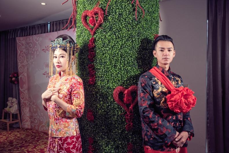 Amber & Honest - 鹿港文定 & 江屋婚宴會館 - 婚禮紀錄-024