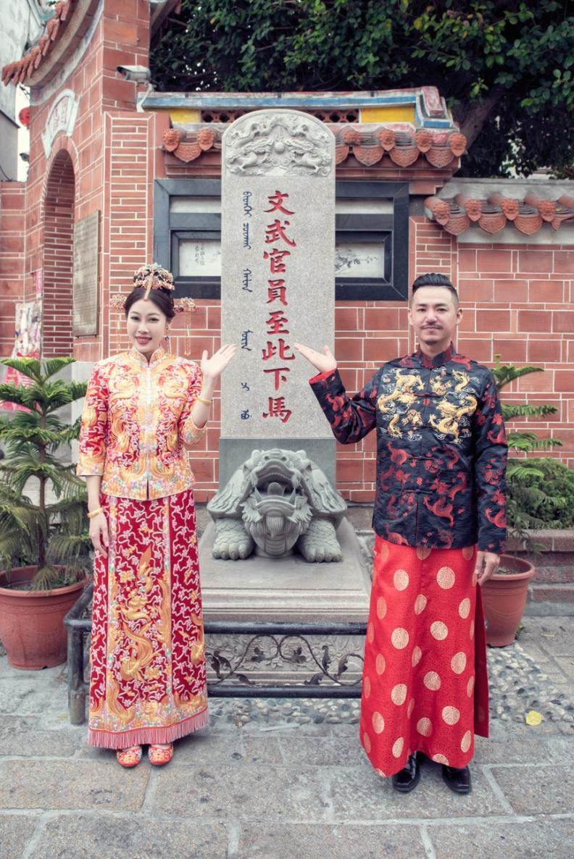 Amber & Honest - 鹿港文定 & 江屋婚宴會館 - 婚禮紀錄-033