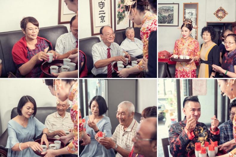 Amber & Honest - 鹿港文定 & 江屋婚宴會館 - 婚禮紀錄-038