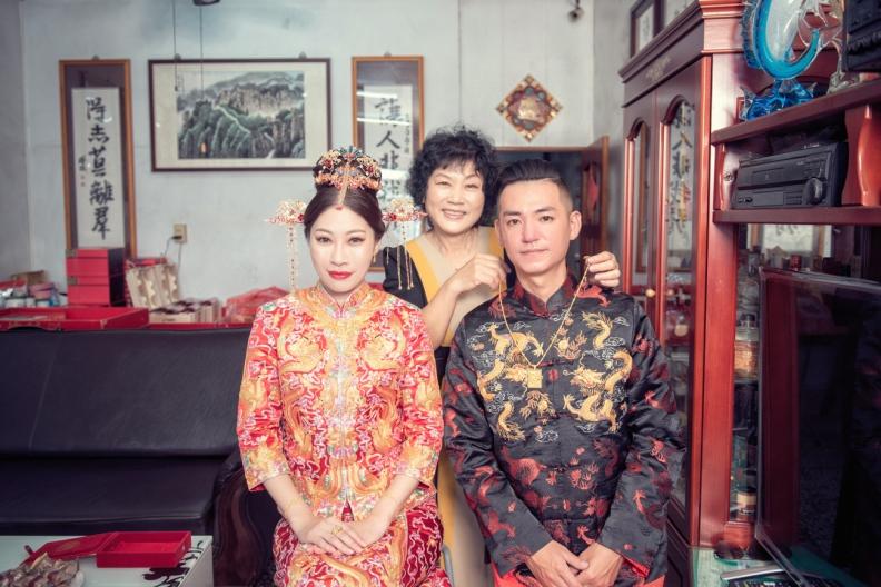 Amber & Honest - 鹿港文定 & 江屋婚宴會館 - 婚禮紀錄-045