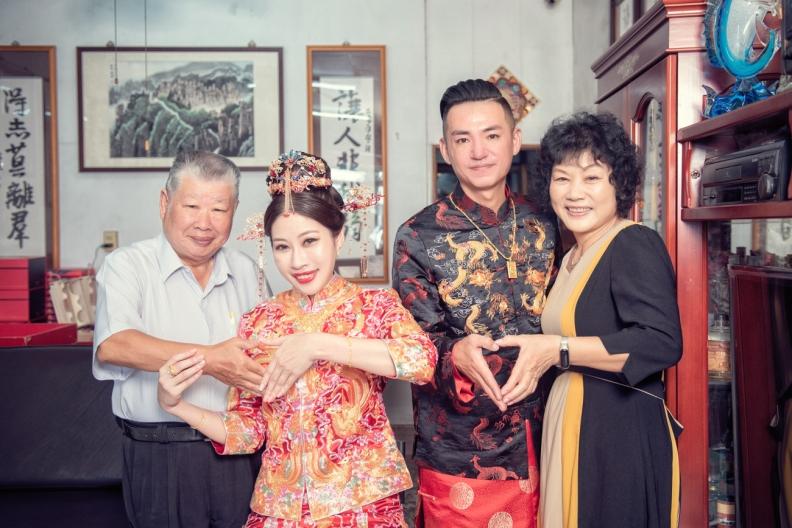 Amber & Honest - 鹿港文定 & 江屋婚宴會館 - 婚禮紀錄-048