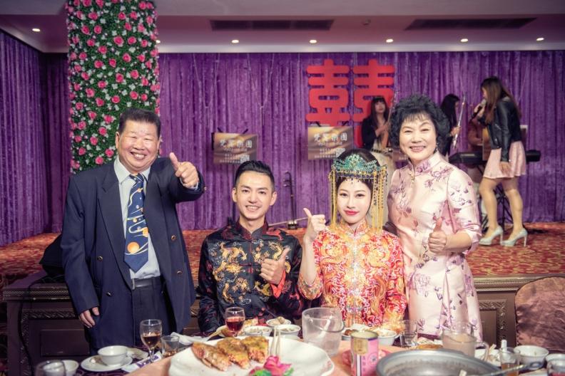 Amber & Honest - 鹿港文定 & 江屋婚宴會館 - 婚禮紀錄-089
