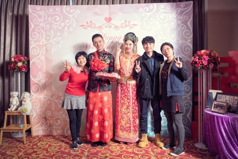 Amber & Honest - 鹿港文定 & 江屋婚宴會館 - 婚禮紀錄-095