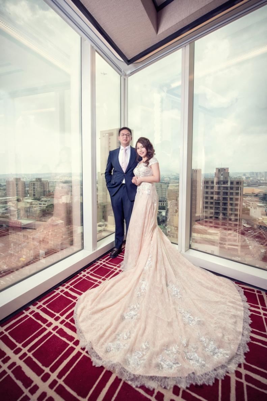 Hueiyi & Edward - 林酒店婚禮紀錄005