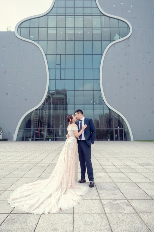 Hueiyi & Edward - 林酒店婚禮紀錄009