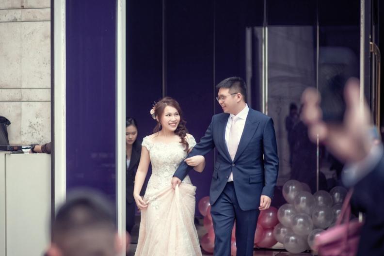 Hueiyi & Edward - 林酒店婚禮紀錄026
