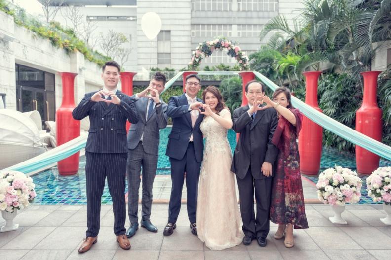Hueiyi & Edward - 林酒店婚禮紀錄042