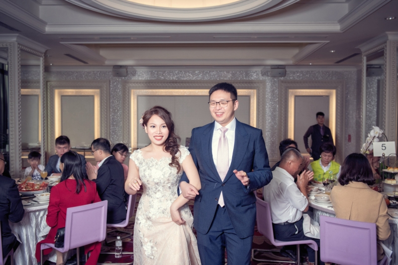 Hueiyi & Edward - 林酒店婚禮紀錄047