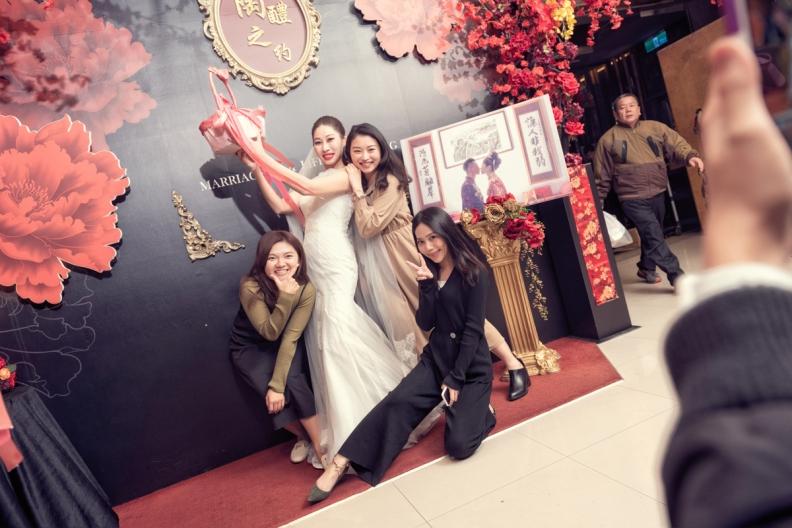 Amber & Honest-陶醴婚禮會館婚禮紀錄-056