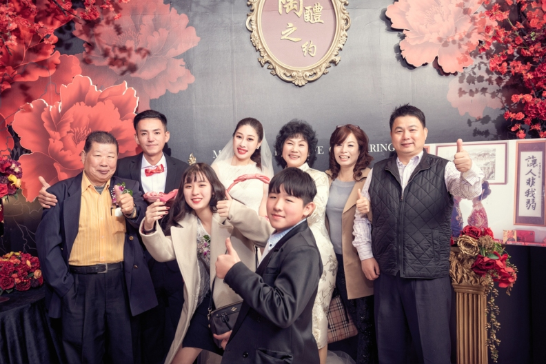 Amber & Honest-陶醴婚禮會館婚禮紀錄-058