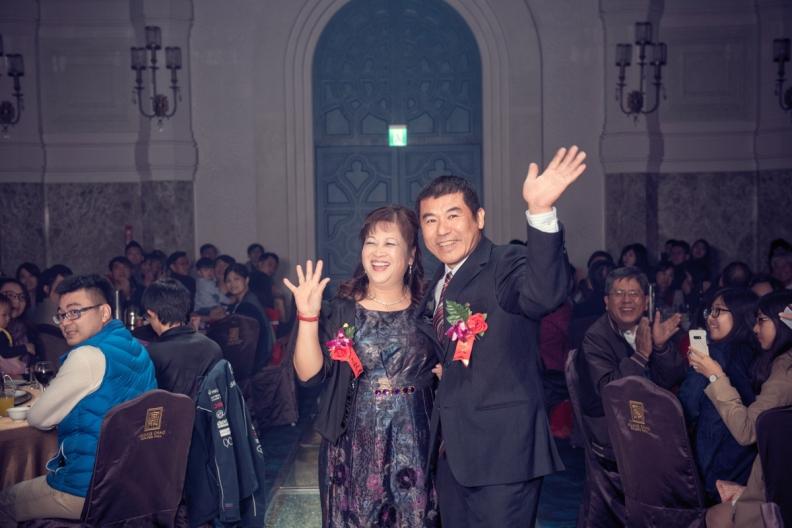 韋多&昱婷 - 皇潮鼎宴婚禮紀錄053