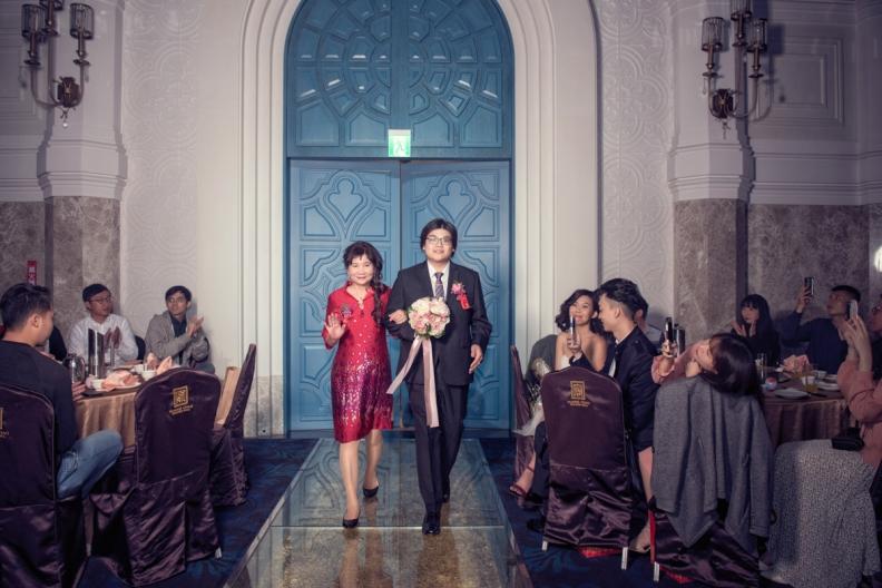 韋多&昱婷 - 皇潮鼎宴婚禮紀錄054