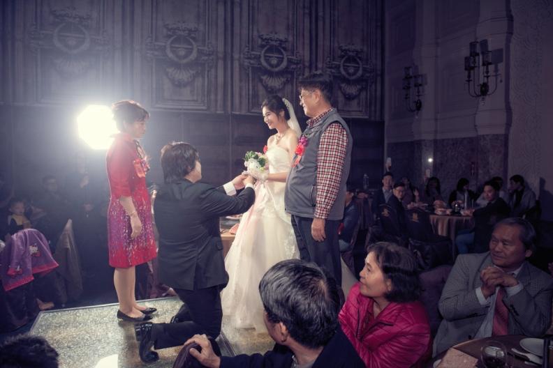 韋多&昱婷 - 皇潮鼎宴婚禮紀錄059