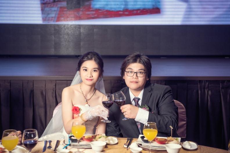 韋多&昱婷 - 皇潮鼎宴婚禮紀錄066