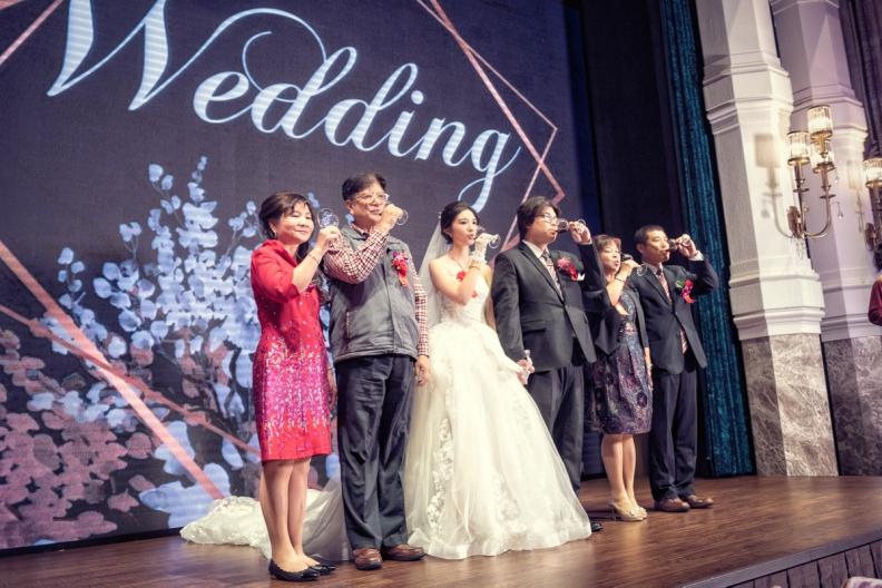 韋多&昱婷 - 皇潮鼎宴婚禮紀錄068