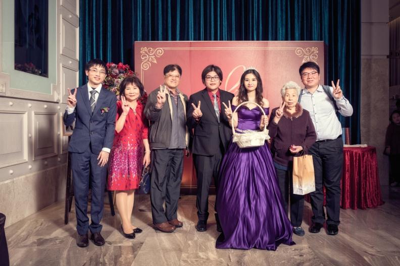 韋多&昱婷 - 皇潮鼎宴婚禮紀錄097