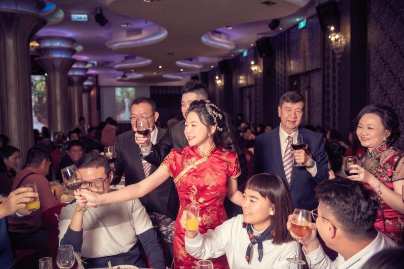 Alice & David - 女兒紅婚禮紀錄070