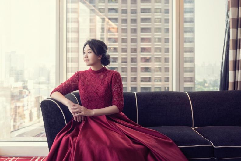 台中林酒店婚禮紀錄-Sean & Misabu-001