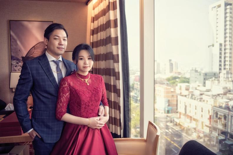 台中林酒店婚禮紀錄-Sean & Misabu-002