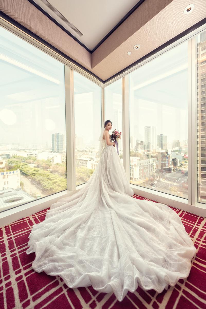 台中林酒店婚禮紀錄-Sean & Misabu-003