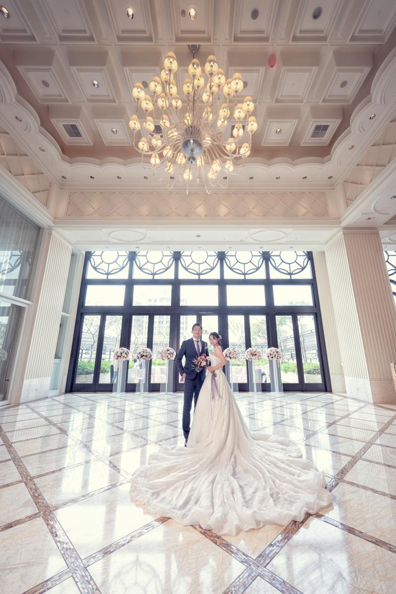 台中林酒店婚禮紀錄-Sean & Misabu-004