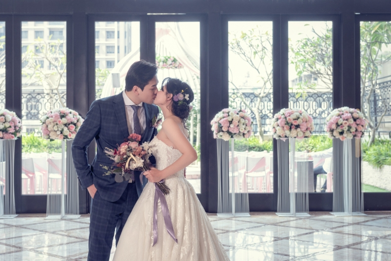 台中林酒店婚禮紀錄-Sean & Misabu-005