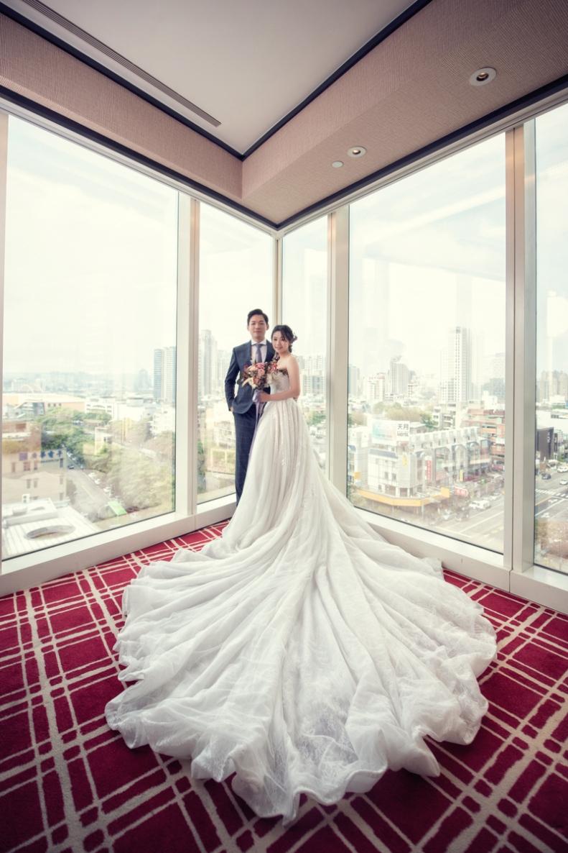 台中林酒店婚禮紀錄-Sean & Misabu-006