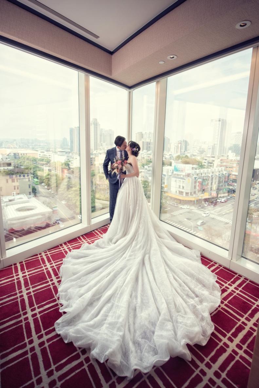台中林酒店婚禮紀錄-Sean & Misabu-007