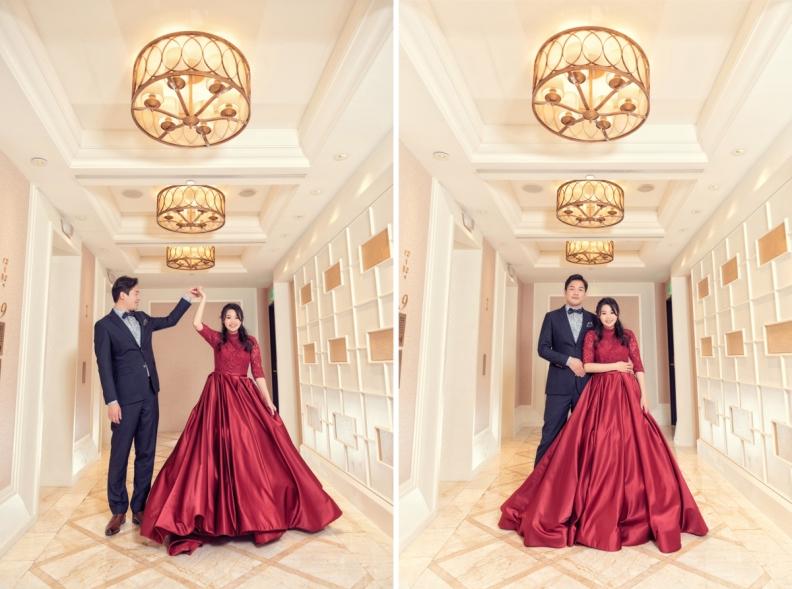 台中林酒店婚禮紀錄-Sean & Misabu-008