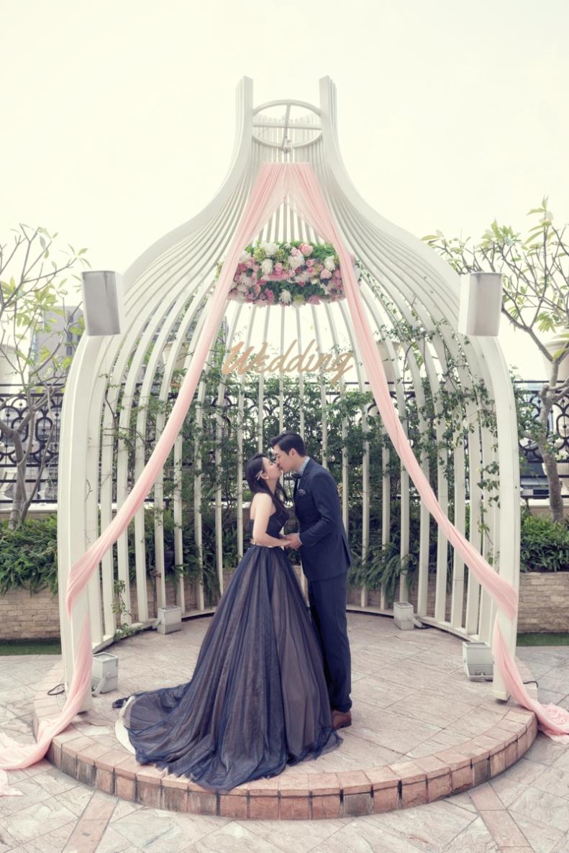 台中林酒店婚禮紀錄-Sean & Misabu-012