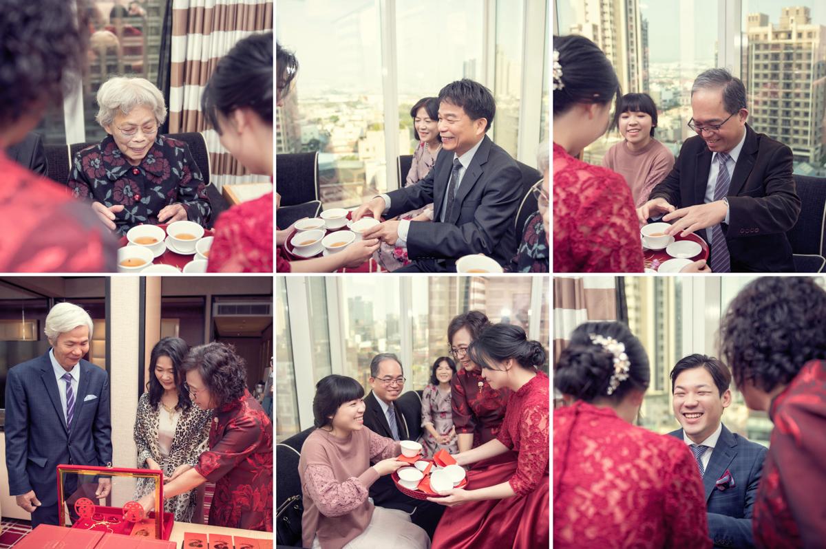 台中林酒店婚禮紀錄-Sean & Misabu-015