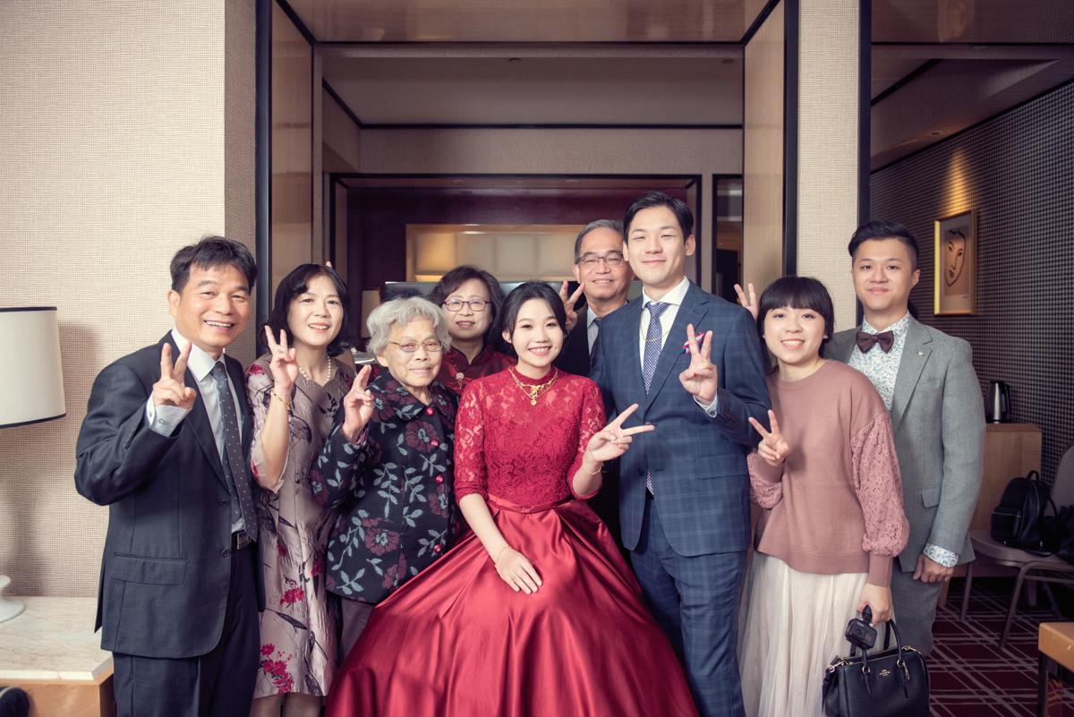 台中林酒店婚禮紀錄-Sean & Misabu-020