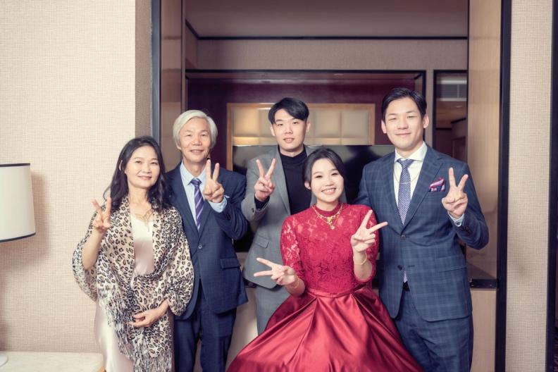 台中林酒店婚禮紀錄-Sean & Misabu-021