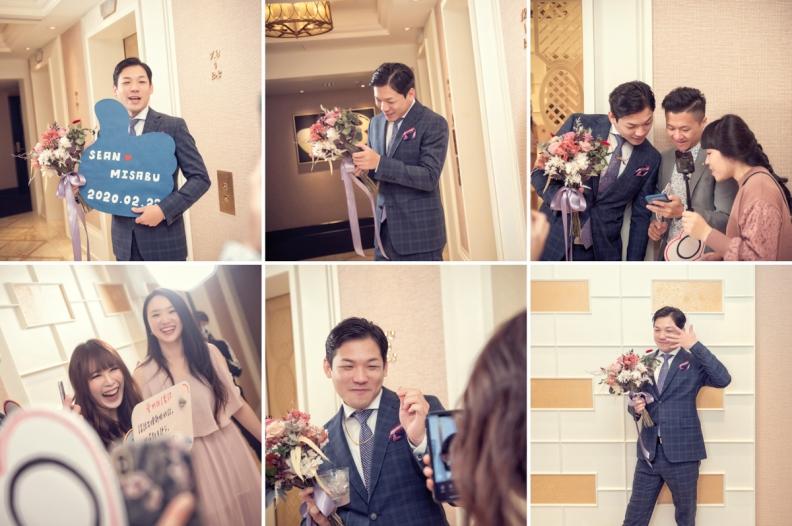 台中林酒店婚禮紀錄-Sean & Misabu-022