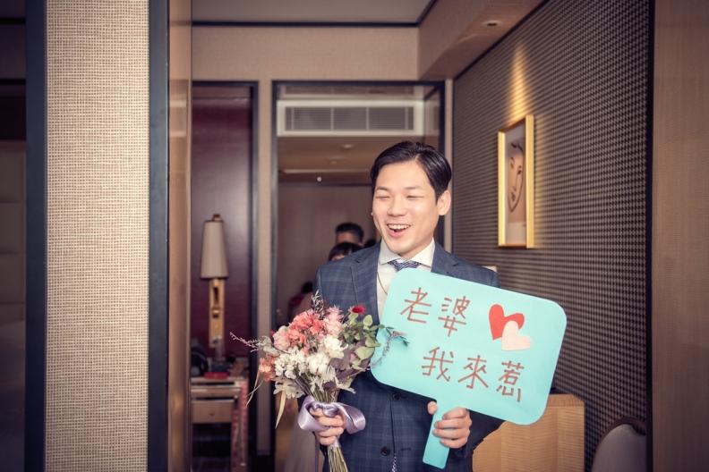 台中林酒店婚禮紀錄-Sean & Misabu-023