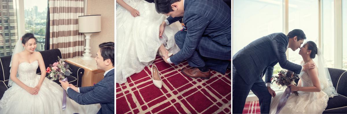 台中林酒店婚禮紀錄-Sean & Misabu-024