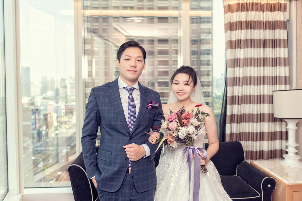 台中林酒店婚禮紀錄-Sean & Misabu-025