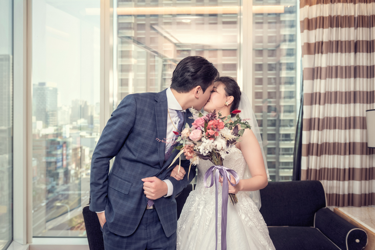 台中林酒店婚禮紀錄-Sean & Misabu-026