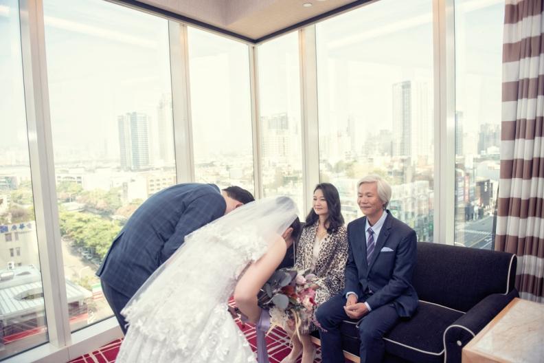 台中林酒店婚禮紀錄-Sean & Misabu-028