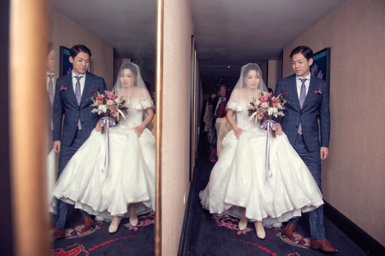 台中林酒店婚禮紀錄-Sean & Misabu-032