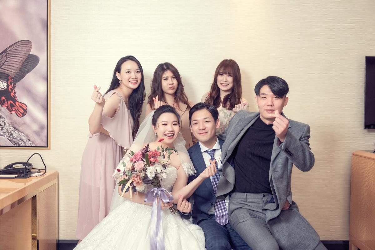 台中林酒店婚禮紀錄-Sean & Misabu-034