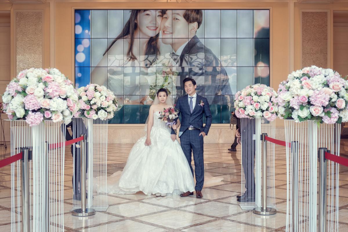 台中林酒店婚禮紀錄-Sean & Misabu-036