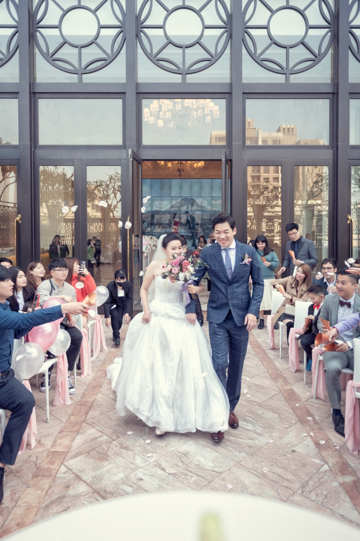 台中林酒店婚禮紀錄-Sean & Misabu-037