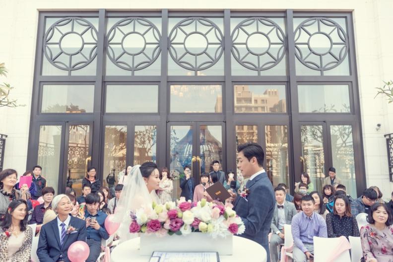 台中林酒店婚禮紀錄-Sean & Misabu-038