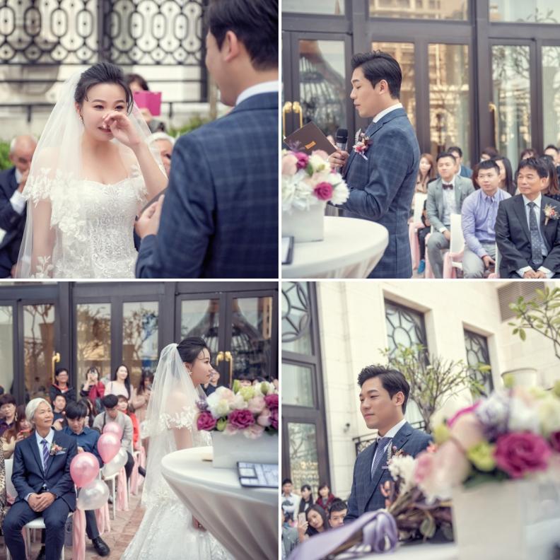 台中林酒店婚禮紀錄-Sean & Misabu-039