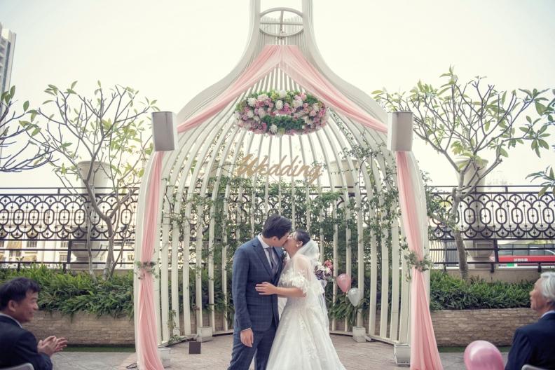 台中林酒店婚禮紀錄-Sean & Misabu-043