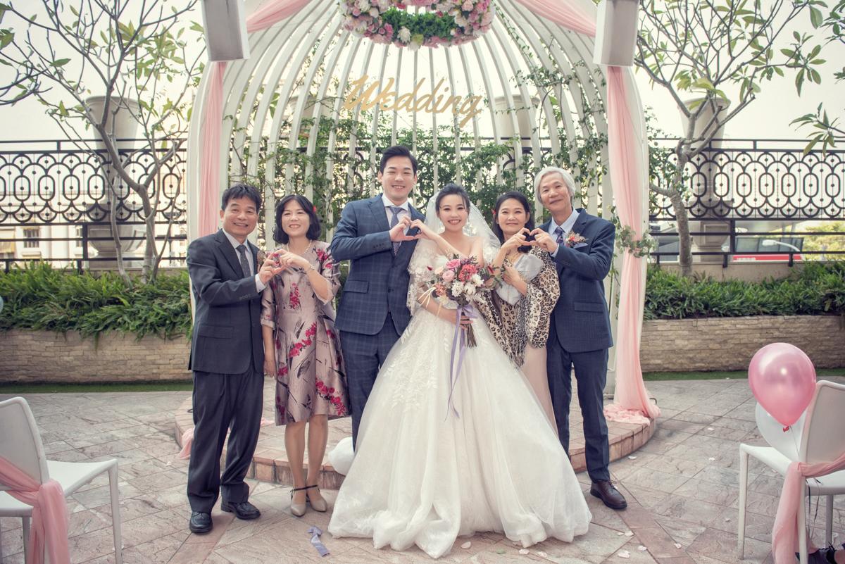 台中林酒店婚禮紀錄-Sean & Misabu-045